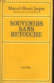 Souvenirs Sans Retouche. - Couverture - Format classique