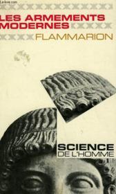 Les Armements Modernes. Collection : Science De L'Homme. - Couverture - Format classique