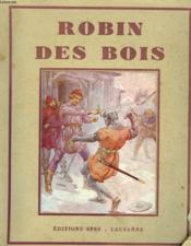 Robin Des Bois - Couverture - Format classique