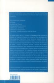 Le Cartable De Clio N.13 - 4ème de couverture - Format classique