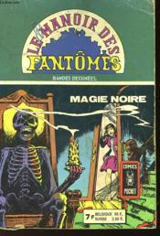 Recueil Manoir Des Fantomes - 3235 - N°11 Et N°12 - Couverture - Format classique