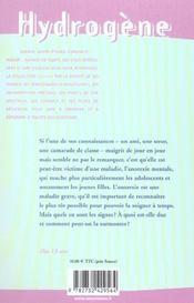 Anorexie, Sortir Du Tunnel (L') - 4ème de couverture - Format classique