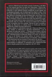 Une Goutte De Sang Espagnol - 4ème de couverture - Format classique