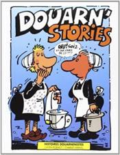 Douarn'stories - Couverture - Format classique