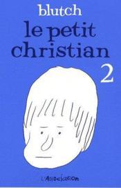 Le petit Christian t.2 - Couverture - Format classique