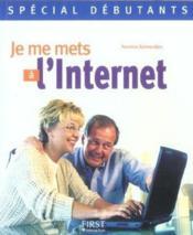 Special Debutants ; Je Me Mets A L'Internet - Couverture - Format classique