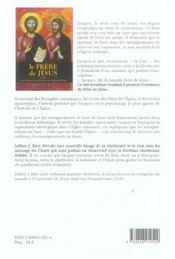 Le Frere De Jesus Et Les Enseignements Perdus Du Christianisme - 4ème de couverture - Format classique