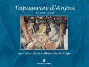 Tapisseries D'Anjou Xv-Xviiis - Couverture - Format classique