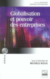 Globalisation et pouvoir des entreprises - Intérieur - Format classique