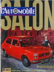 Automobile Sport Mecanique N°305 du 01/10/1971 - Couverture - Format classique