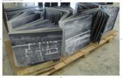 Anselm Kiefer ; ateliers - Couverture - Format classique