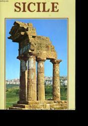 Sicile Art Histoire Nature - Couverture - Format classique