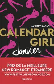 Calendar girl ; janvier - Couverture - Format classique
