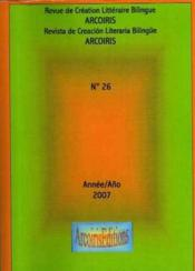 Vente livre :  REVUE DE CREATION LITTERAIRE BILINGUE N.26  - Association Arcoiris