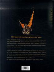 Voyageur ; futur t.2 - 4ème de couverture - Format classique