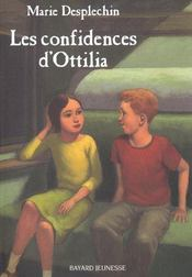 Confidences D'Ottilia - Intérieur - Format classique