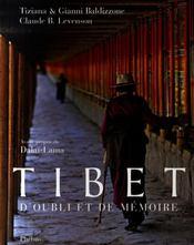 Tibet d'oubli et de mémoire - Intérieur - Format classique
