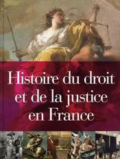 Histoire du droit et de la justice en France