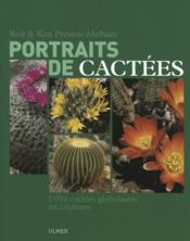 Portraits de cactées - Couverture - Format classique