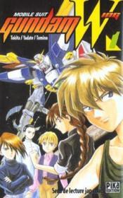 Mobile Suit Gundam Wing T.1 - Couverture - Format classique