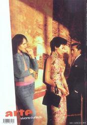 Cinemaction N 114 Cinquante Couples Insolites - 4ème de couverture - Format classique