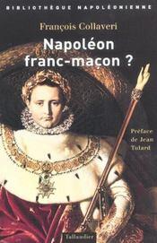 Napoleon Franc-Macon - Intérieur - Format classique