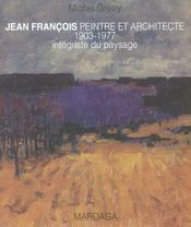 Jean Francois Peintre : Architecte - Intérieur - Format classique
