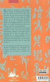 Haikus - 4ème de couverture - Format classique