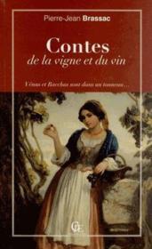 Contes De La Vigne Et Du Vin - Couverture - Format classique