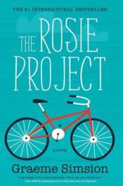 Vente livre :  THE ROSIE PROJECT  - Graeme Simsion
