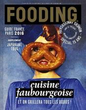 Guide fooding (édition 2016)  - Collectif