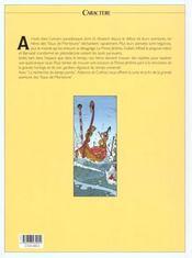 Les eaux de Mortelune t.10 ; la recherche du temps perdu - 4ème de couverture - Format classique