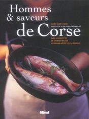 Hommes & saveurs de Corse - Intérieur - Format classique