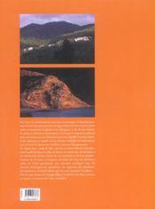 Hommes & saveurs de Corse - 4ème de couverture - Format classique