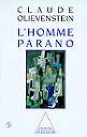 L'homme parano - Couverture - Format classique