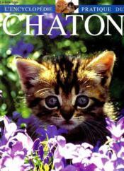 Encyclopedie Pratique Du Chaton - Couverture - Format classique