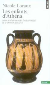 Les enfants d'Athéna - Couverture - Format classique