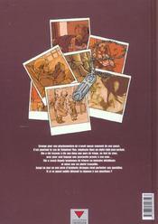Volunteer t.1 - 4ème de couverture - Format classique