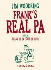 Frank's real pa - Couverture - Format classique