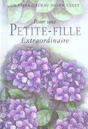 Pour Une Petite Fille Extraordinaire Nlle Edition - Intérieur - Format classique