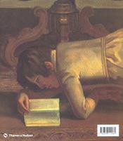Balthus - 4ème de couverture - Format classique