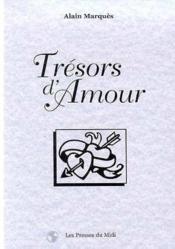 Tresors D'Amour - Couverture - Format classique