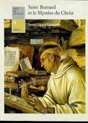 S Bernard Mystere Christ Pdc4 - Couverture - Format classique