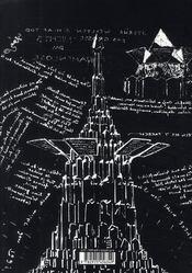 La Chaine De Verre - 4ème de couverture - Format classique