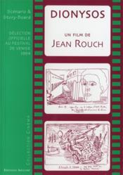 Dionysos - un film de jean rouch - Couverture - Format classique