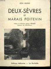 Deux-Sevres Et Marais Poitevin - Couverture - Format classique