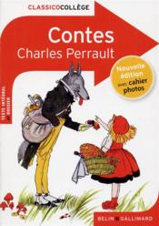 Vente  Contes, de Charles Perrault  - Charles Perrault - Lucile Beillacou