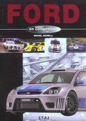 Ford en compétition - Intérieur - Format classique