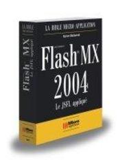 Flash Mx 2004 ; Le Jsfl Applique - Intérieur - Format classique