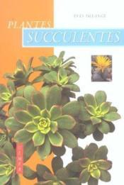 Plantes Succulentes - Couverture - Format classique